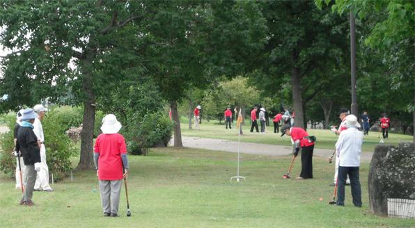 グラウンド・ゴルフコース